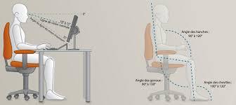 position au bureau l ergonomie au bureau fabienne krotoff ostéopathe d o