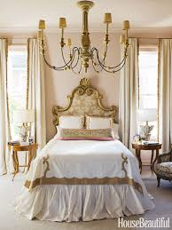 Pink And Gold Bedroom Decor by How The Color Of Your Bedroom Affects Your Life House Beautiful