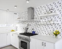 kitchen bright nice kitchen nice geometric backsplash convertible