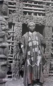 images about African Sacred Symbolism on Pinterest Africa   Bamileke King or Chief  Cameroon    Scanned postcard