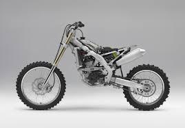 honda motocross racing honda releases new motocross bike with titanium engine and