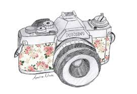 vintage camera shared by cydine on we heart it
