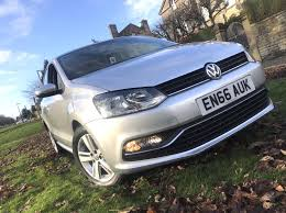 volkswagen polo 2016 price volkswagen polo match 2016 66 reg 1 2 tsi petrol manual silver 5