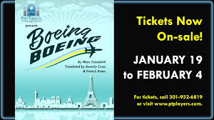 boeing boeing runs jan 19 to feb 4 tickets on sale now youtube