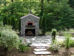 how to build an outdoor pizza oven hgtv