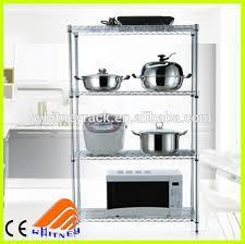 Kitchen Metal Shelves by Metal Rack Kitchen Stand Kitchen Shelf Metal Rack Kitchen Stand