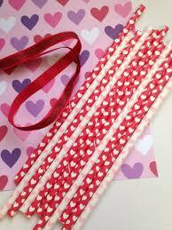 valentine kids craft diy necklace the taylor house