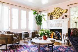 modern bohemian living room ideas best home decor