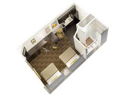 Hotel Suite Floor Plans by Candlewood Our Spacious Suites