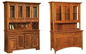 Buffet With Hutch Furniture Amish Woodworking Handcrafted Furniture Made In The Usa