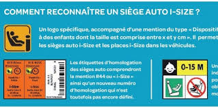siege auto comment l installer sièges enfants l europe impose isofix challenges fr