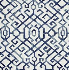 regal home decor ships same day jing regal blue and white home decor fabric