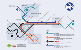 Via Bus Route Map Bus Rapid Transit Brt Articles And Examples From Other Markets