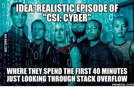Csi Meme - 25 best memes about csi cyber episodes csi cyber episodes memes