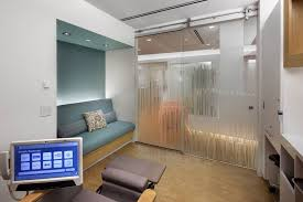 Exam Room Curtains Private Chemo Infusion Suite At Mskcc Love This For Typical Exam