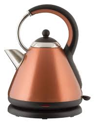 copper pyramid two tone kettle home kitchens pinterest