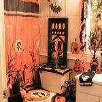 Halloween Bathroom Decor Halloween Bathroom Decor Sets Halloween Bathroom Decor Halloween