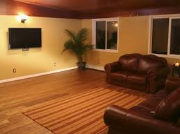 How To Lay A Laminate Floor Video Install Bamboo Floors Hgtv