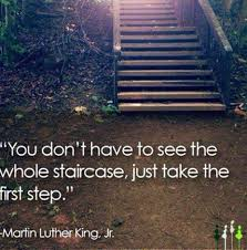 mlk quote justice delayed martin luther king jr quotes take the first step