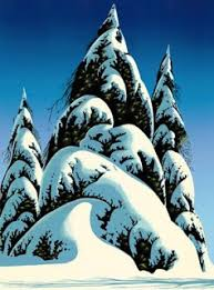 eyvind earle christmas cards christmas 2013 32 pages