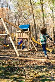 Backyard Building Plans Easy Wooden Swing Set Plans How To Build A Swing Set For The Yard