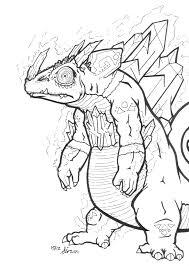 kaiju combat design calypto the chameleon by engrall on deviantart