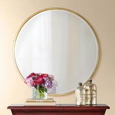 Uttermost Mirrors Free Shipping Amazon Com Uttermost Junia Antique Gold 34 U0026quot Round Wall