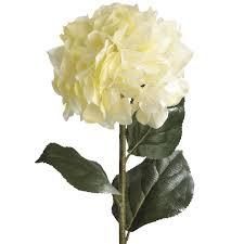 faux cream hydrangea stem pier 1 imports