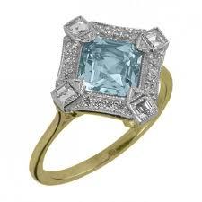 aquamarine engagement rings uk london hatton garden