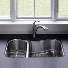 undermount double kitchen sink k3891 na staccato stainless steel undermount double bowl kitchen
