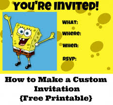 design your own birthday invitations design your own birthday