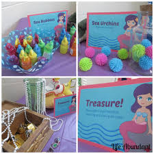 mermaid party supplies mermaid party theme
