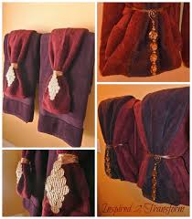 bathroom towel folding ideas best 25 decorative bathroom towels ideas on towel