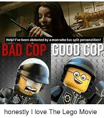 Lego Movie Memes - help i ve been abducted by a man who has split personalities uo