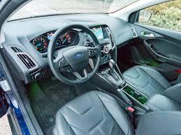 ford focus interior 2016 2016 ford focus titanium quick take kelley blue book