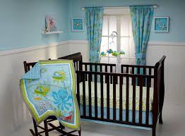 Nojo Jungle Crib Bedding by Amazon Com Nojo Little Bedding 2 Count Crib Sheet Set Ocean