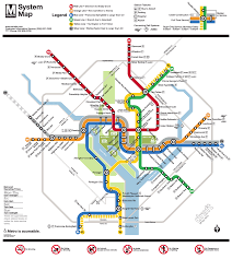 Amtrak Capitol Corridor Map by Metro Listens To Feedback Tweaks Future Map U2013 Greater Greater