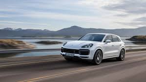 Porsche Cayenne 1st Generation - new porsche cayenne turbo arrives in frankfurt with mind blowing