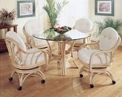 wicker and rattan dining room furniture rattan specialties inc