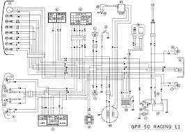 wiring diagram for chongqing 50cc scooter circuit and wiring