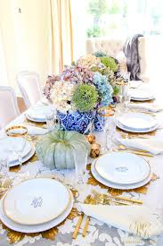heirloom thanksgiving table scape randi garrett design