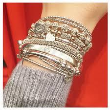 silver bracelet styles images 120 best stack annie haak images annie heavenly jpg