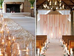 aisle decorations 5 ways to decorate your wedding aisle