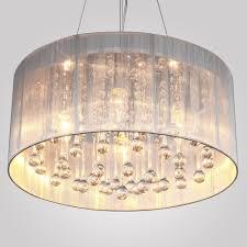 Decorative Pendant Light Fixtures Creative Diy Drum Light Fixture Tedxumkc Decoration