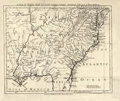 Map Of Sc And Ga Map Catalog Charles A Reeves Jr