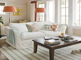 Beach Cottage Furniture by Coastal Living Room Decor High Ceiling Decorating Ideas Wooden