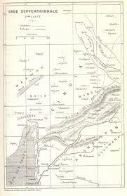 Plan De Maison Antillaise Maps From The Extraordinary Voyages Original Hetzel Maps