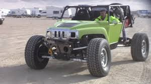 jeep dune buggy h2 ifs duramax buggy koh 2012 youtube