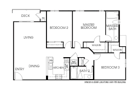 Master Bed And Bath Floor Plans by Floor Plans The Vines On 80