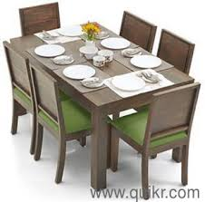 Teak Wood Dining Tables Assam Teak Wood Dining Table At Honest Price Brand Home